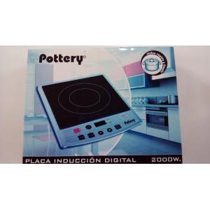Cocina Inducción 2000w Pottery