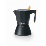 Cafetera Expres 12 tazas IBILI Sensitive Negra Induction